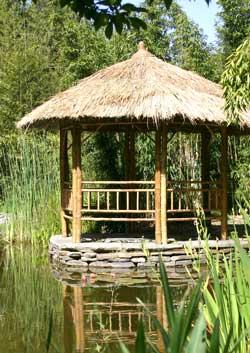 Bamboo Gazebo China Bamboo Gazebo Bamboo Pavilion Bamboo