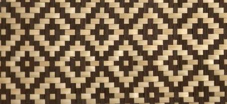 bamboo mats panel weave 