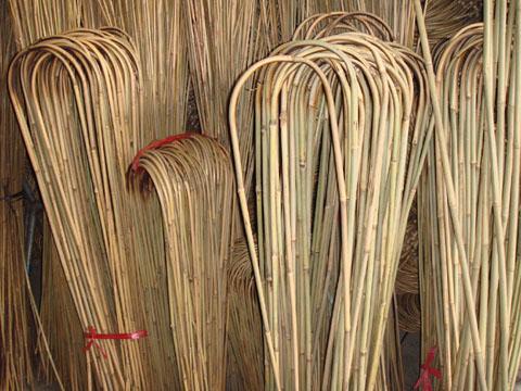 bamboo u hoop